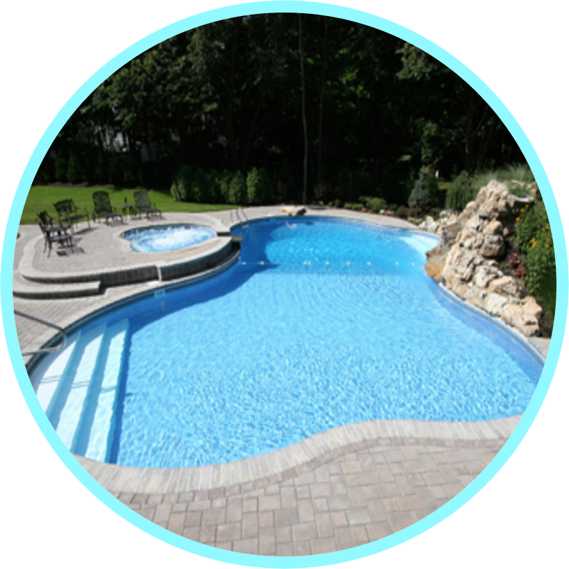 Tex Step Inground Pool Vinyl Liners 4