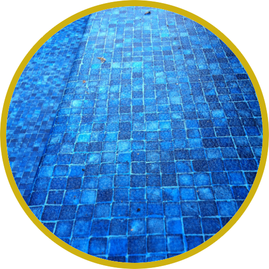 Tex Step Inground Pool Vinyl Liners 1
